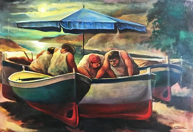 Barche e Pescatori