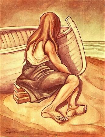 The fisherman's lover