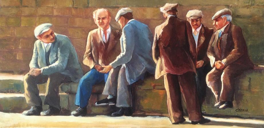 Meetings of elders
