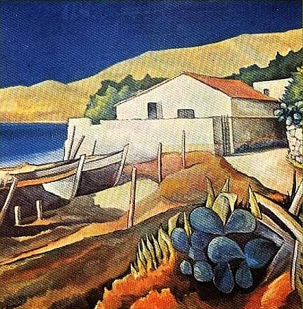 Aeolian Landscape