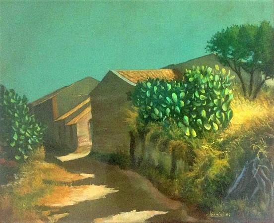 Strada di campagna