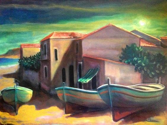 Paesaggio mediterraneo