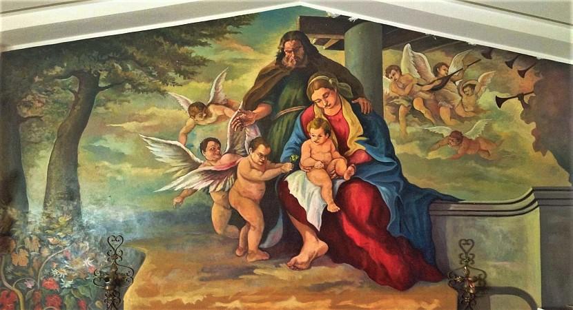 La Sacra Famiglia