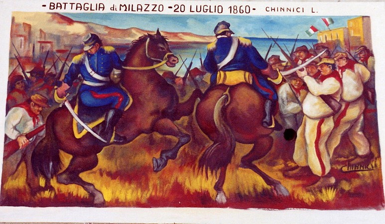 The Battle of Milazzo