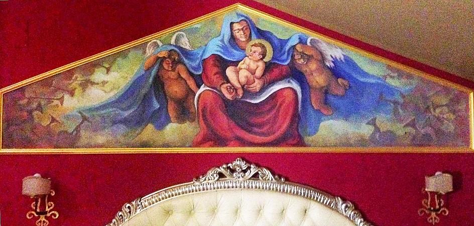 Madonna con Angeli