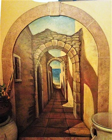 Arches of the South