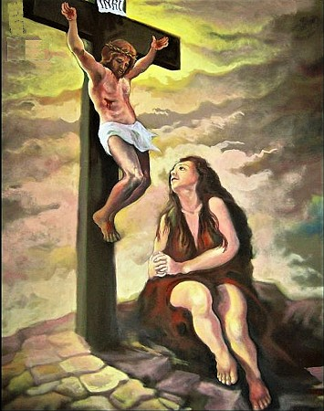 Cristo in croce