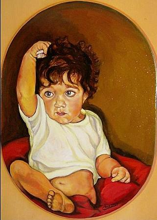 Ritratto di bimba