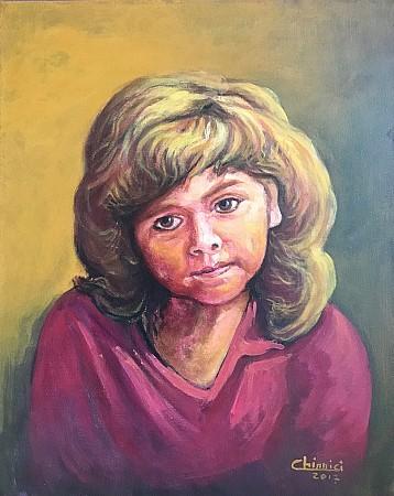Ritratto di Fanciulla