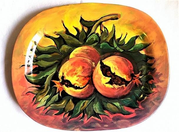 Pommegranates