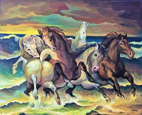 The Horses of June