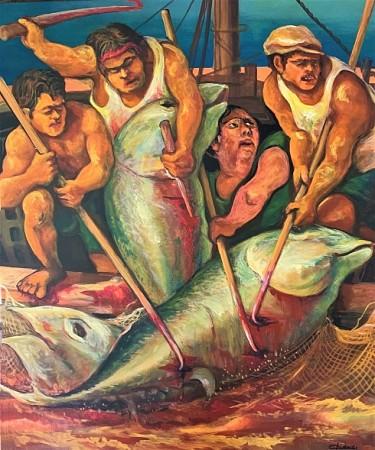 Tuna fishery of Favignana 1968'